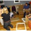 2006 przygotowanie wystawy